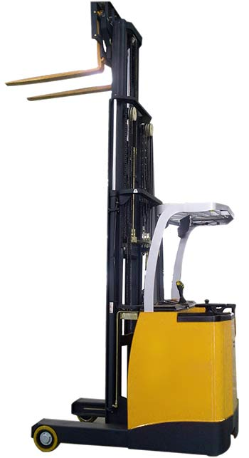 Reach Truck Forklift Training In Kent